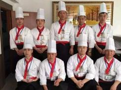 韩国厨师帮厨
